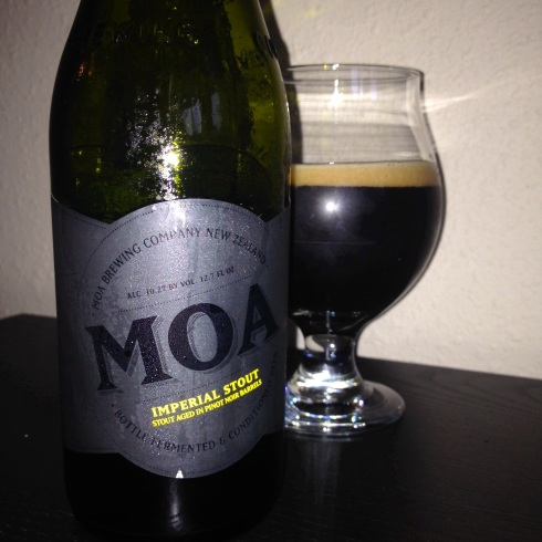 MOA imperial stout